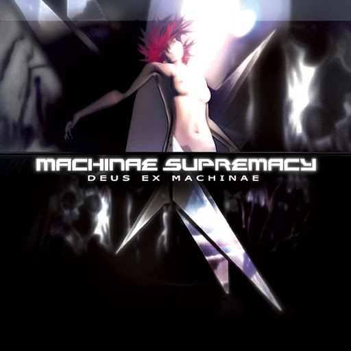 Machinae Supremacy альбом Deus Ex Machinae