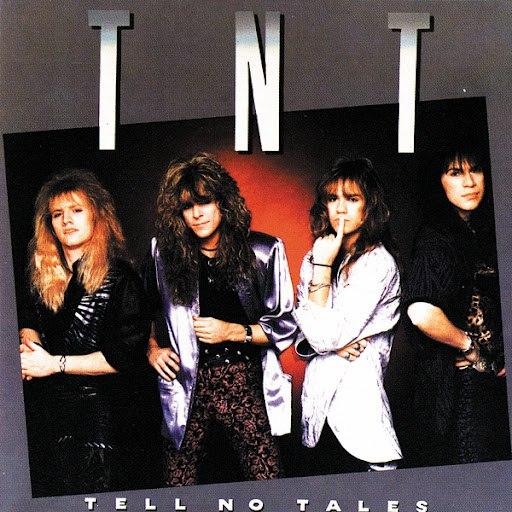 TNT альбом Tell No Tales
