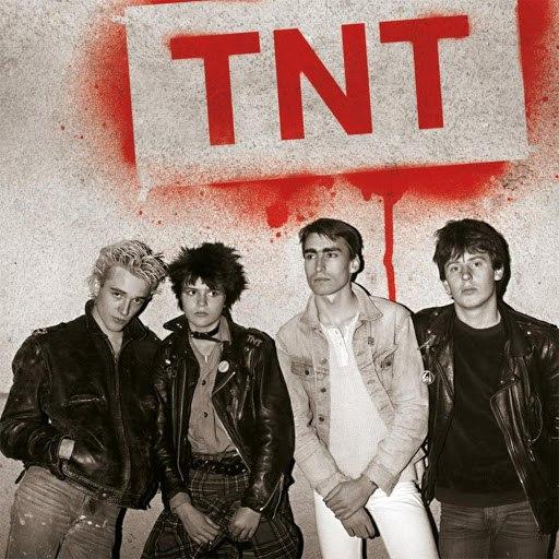 TNT альбом Complete Recordings