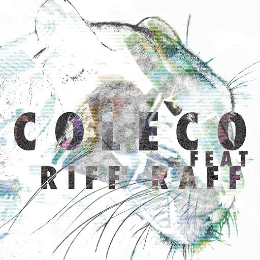 Hyper Crush альбом Visions of Coleco (feat. Riff Raff)