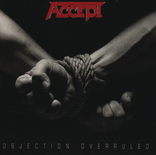 Accept альбом Objection Overruled