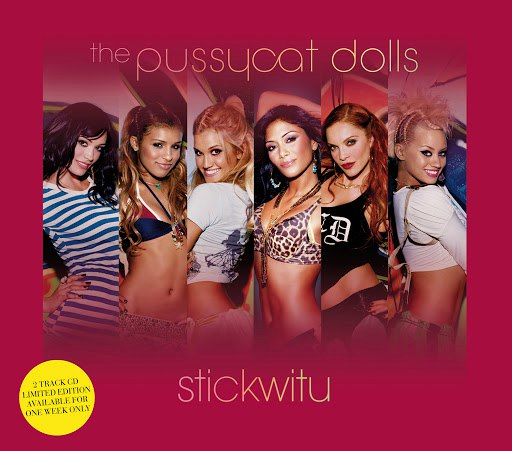 The Pussycat Dolls альбом Stickwitu (International Version)