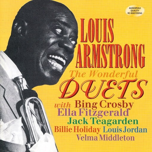 Louis Armstrong альбом The Wonderful Duets