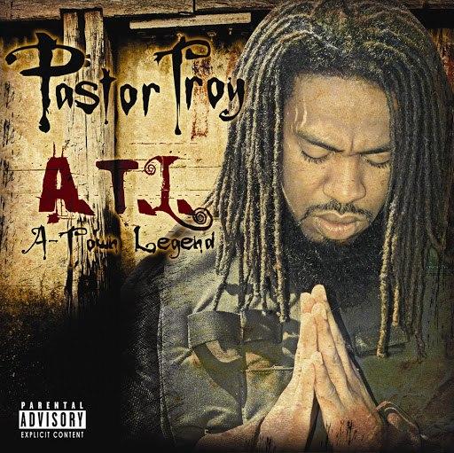 Pastor Troy альбом A-town Legend