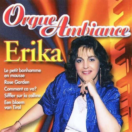 Erika альбом Orgue Ambiance Vol. 1