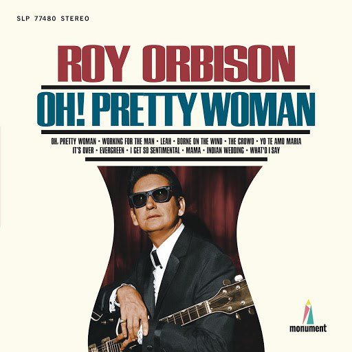 Roy Orbison альбом Oh! Pretty Woman