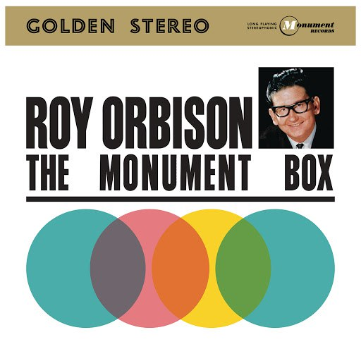 Roy Orbison альбом The Monument Album Collection