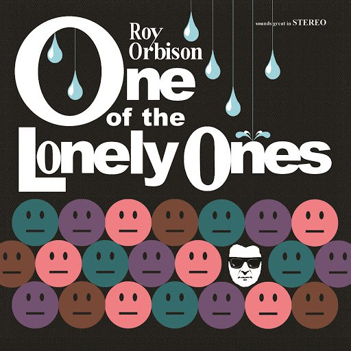 Roy Orbison альбом One Of The Lonely Ones