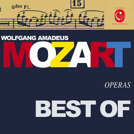 Wolfgang Amadeus Mozart альбом Best of Mozart Operas