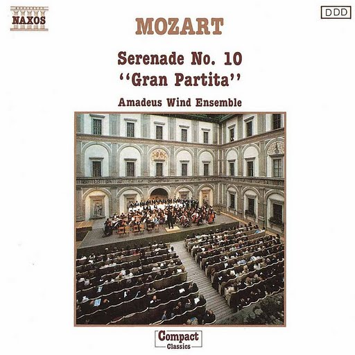 Wolfgang Amadeus Mozart альбом Serenade No.10, 'Gran Partita'