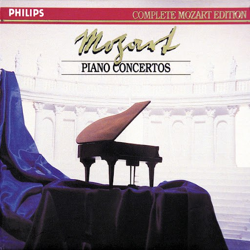 Wolfgang Amadeus Mozart альбом Mozart: The Piano Concertos (12 CDs, Vol.7 of 45)