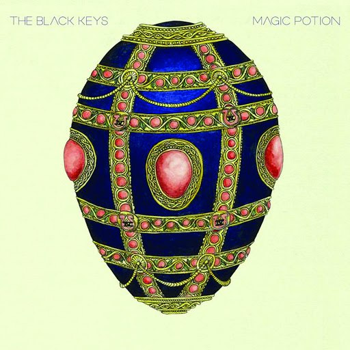 The Black Keys альбом Magic Potion