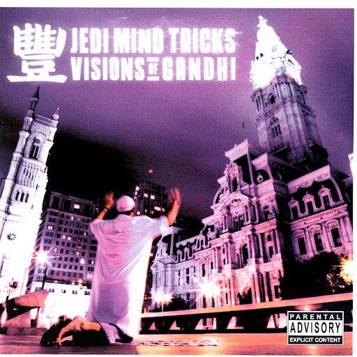 Jedi Mind Tricks альбом Visions Of Gandhi (Parental Advisory)