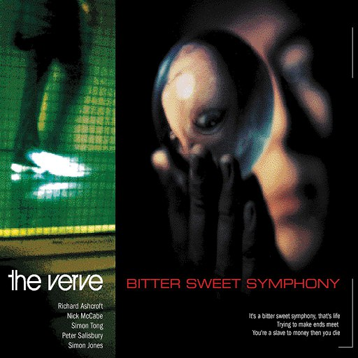 the verve bittersweet symphony gratuitement