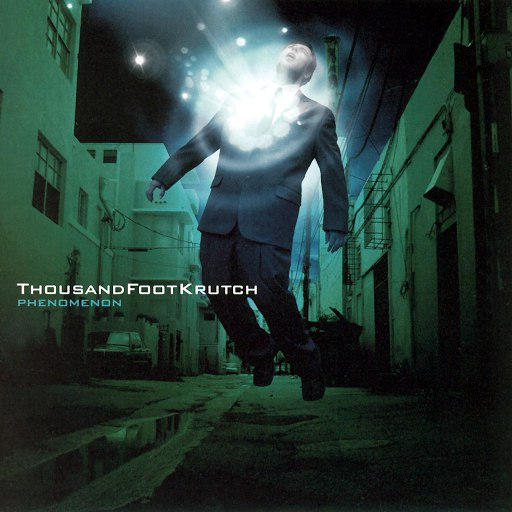 Thousand Foot Krutch альбом Phenomenon