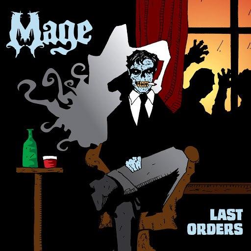 Mage альбом Last Orders