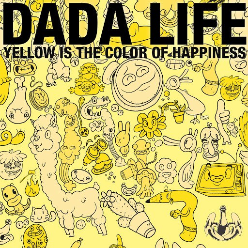 Dada Life альбом Yellow Is The Colour Of Happiness