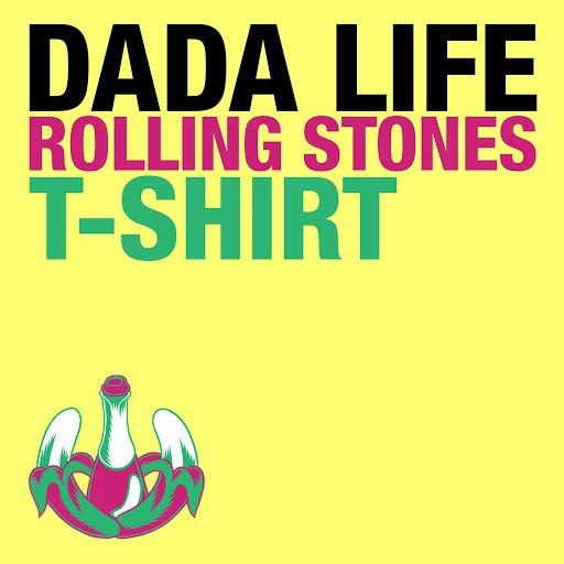 Dada Life альбом Rolling Stones T-Shirt