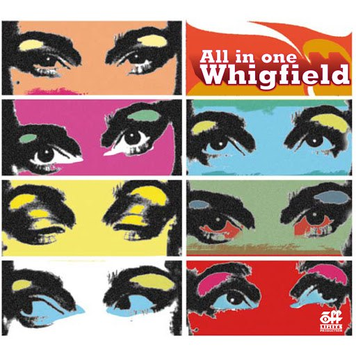 Whigfield альбом All In One (US & CA Version)