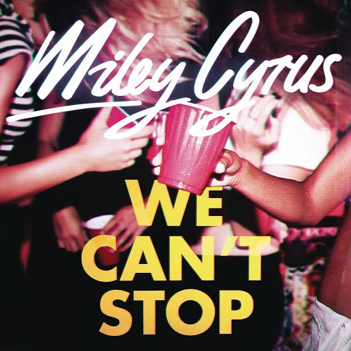 Miley Cyrus альбом We Can't Stop