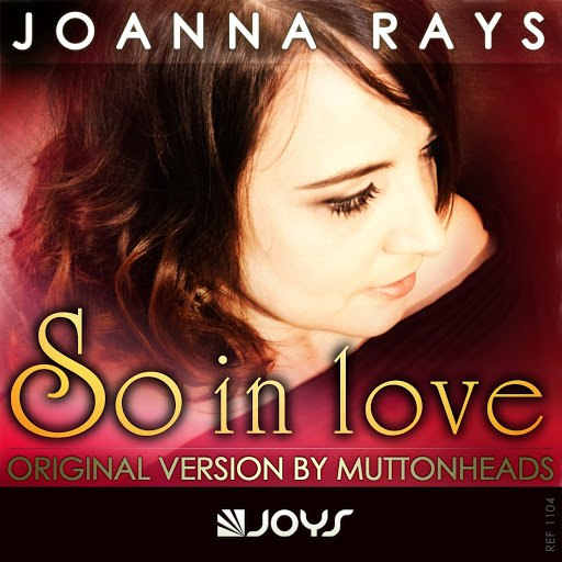 Joanna Rays альбом So in Love (Pack 2)