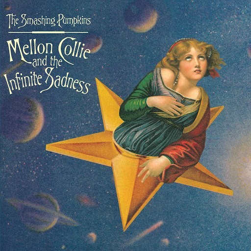 The Smashing Pumpkins альбом Mellon Collie And The Infinite Sadness