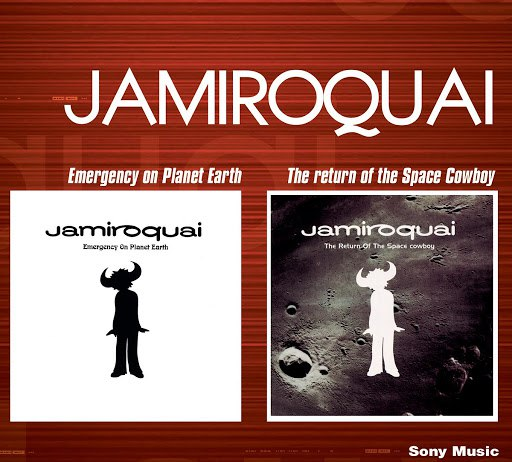 JAMIROQUAI альбом Emergency On Planet Earth / The Return Of The Space Cow Boy (Coffret 2 CD)