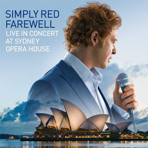 Simply Red альбом Farewell - Live At Sydney Opera House