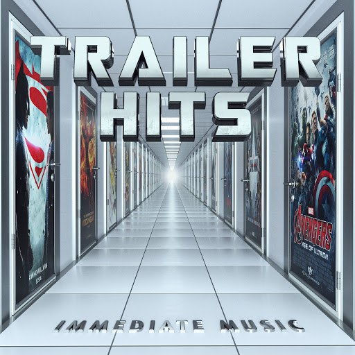 IMMEDIATE MUSIC альбом Trailer Hits