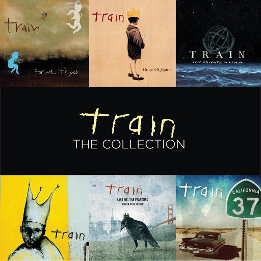 Train альбом The Collection