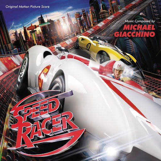 Michael Giacchino альбом Speed Racer (Original Motion Picture Score)