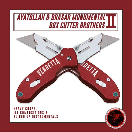 Ayatollah альбом Box Cutter Brothers II