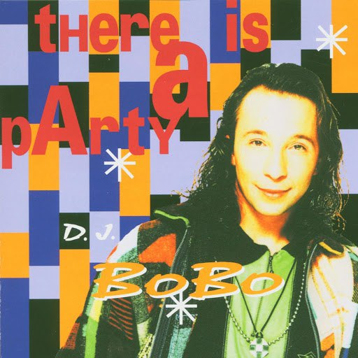 DJ Bobo альбом There Is a Party