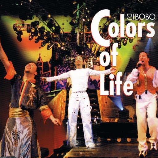 DJ Bobo альбом Colors of Life