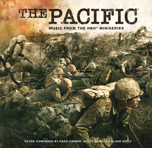 Hans Zimmer альбом The Pacific (Music From the HBO Miniseries)