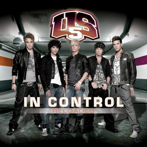 Us5 альбом In Control Reloaded