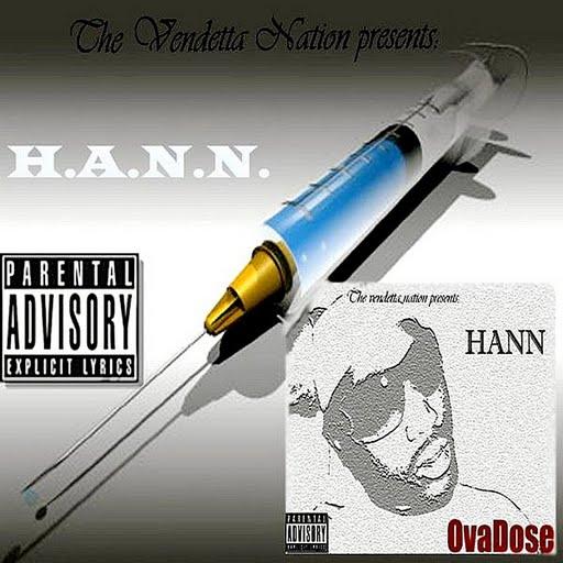 Hann альбом Ovadose (Parental Advisory)