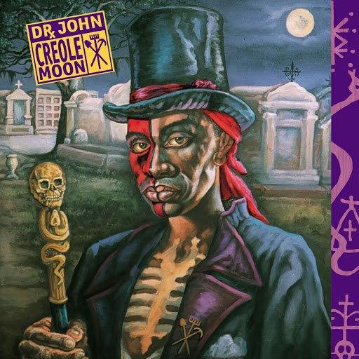Dr. John альбом Creole Moon
