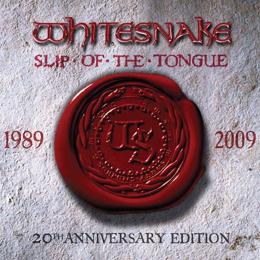 Whitesnake альбом Slip Of The Tongue (20th Anniversary Expanded Edition)