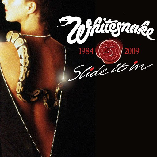 Whitesnake альбом Slide It In [25th Anniversary Expanded Edition]