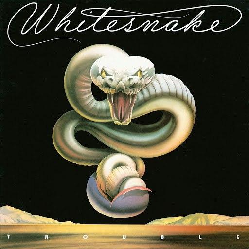 Whitesnake альбом Trouble [Remastered]