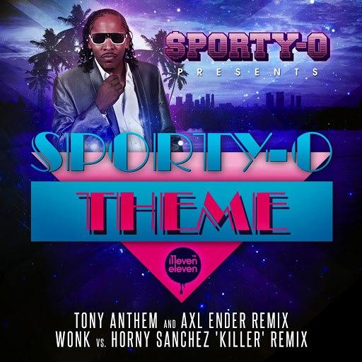 "Sporty-O альбом Sporty-O Presents ""Sporty-O Theme"""