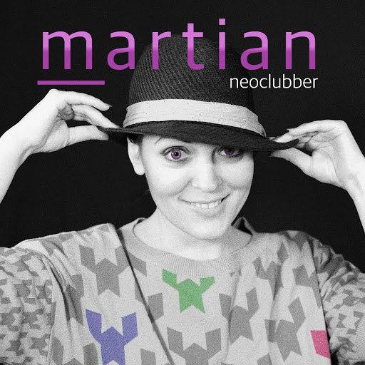 Neoclubber альбом Martian