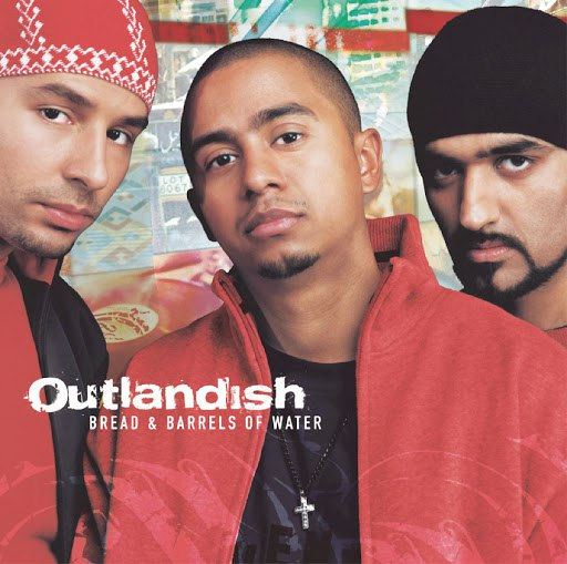 Outlandish альбом Bread & Barrels Of Water