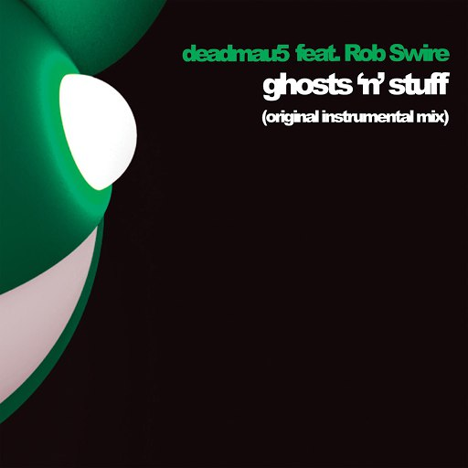 deadmau5 альбом Ghosts 'n' Stuff