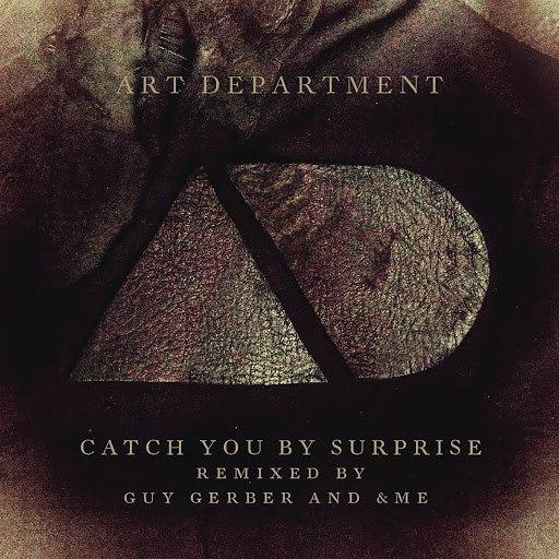 Art Department альбом Catch You By Surprise (Remixes)
