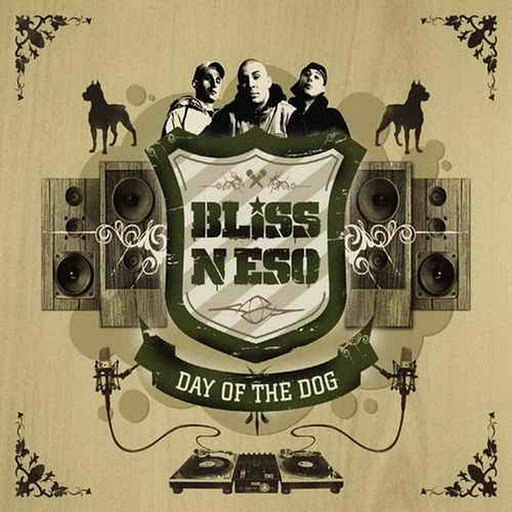 Bliss N Eso альбом Day Of The Dog