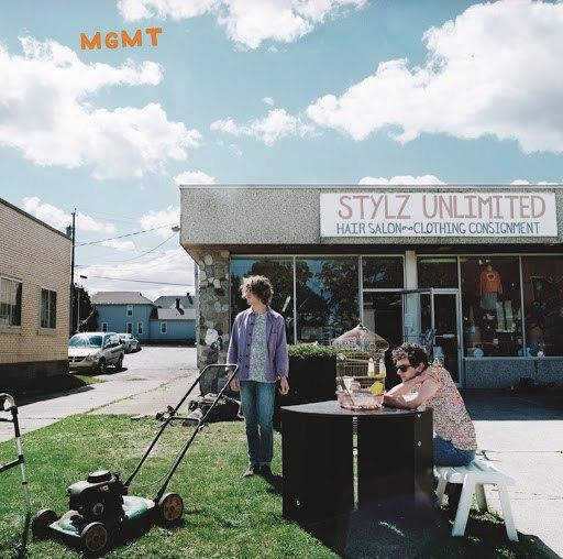 MGMT альбом MGMT