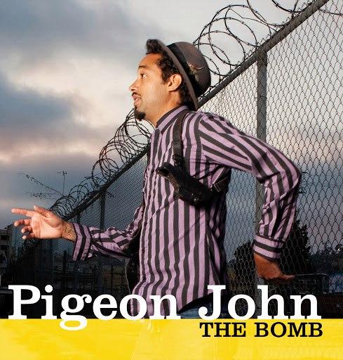 Pigeon John альбом The Bomb