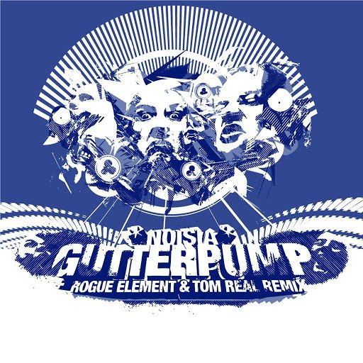 Noisia альбом Gutterpump